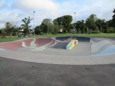 Larghan Park skatepark
