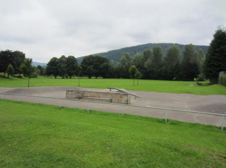 Victoria Park skatepark