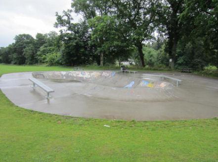Pitlochry skatepark