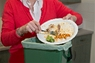Use your caddy to collect all cooked and uncooked food waste