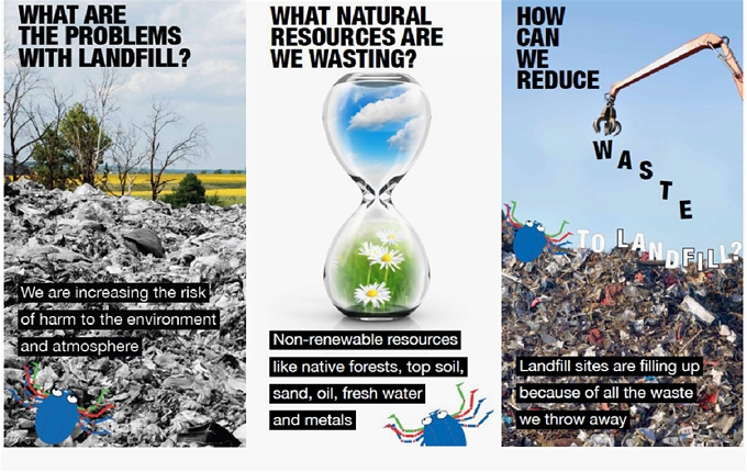Waste is now seen as a resource. What avoidable valuable resources are we still sending to landfill?
