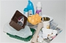Examples of the kinds of dry mixed materials that can be easily recycled in your blue-lidded bin