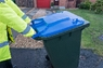 Present your blue-lidded bin at the kerbside by 7:30am on your scheduled collection day