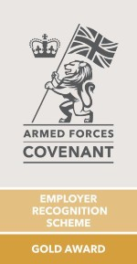 Gold  - Armed Forces Covenant