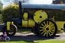 Road roller at Victoria Park