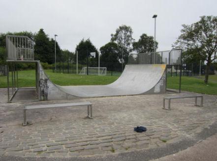Scone skatepark